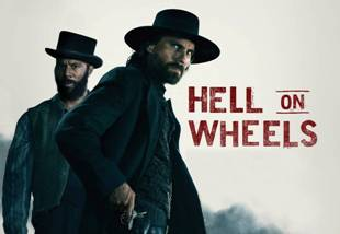 Win Hell on Wheels Seizoen 1