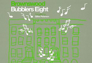 Album van de week: Brownswood Bubblers Eight