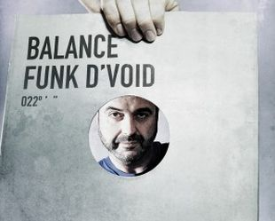Funk D'Void in the mix